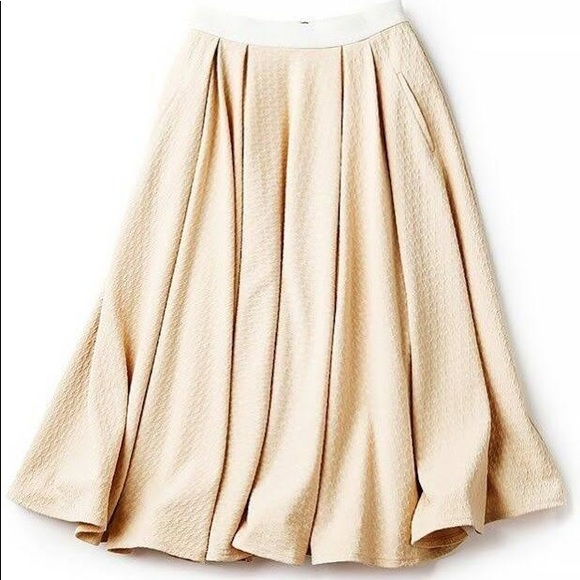 Ronny Kobo Collection Dresses & Skirts - Torn by Ronny Kobo MAY Toasted Almond Skirt